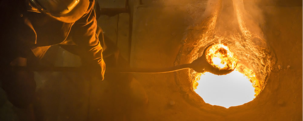 At Durham Foundry We Produce Our Ductile Iron By The Addition Magnesium In Form Of Ferro Silicon To Melt As It Is Ted From
